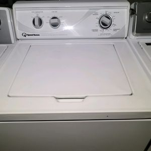 """SPEED QUEEN"" COMMERCIAL WASHER HEAVY DUTY SYSTEM SUPER CAPACITY PLUS 3.8 cu ft for Sale in Phoenix, AZ"