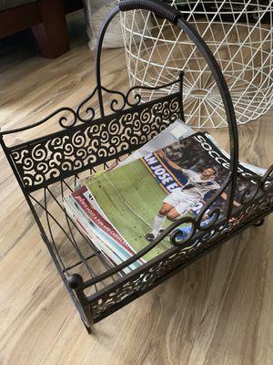magazine rack for Sale in Lancaster, TX