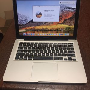 """2012 MacBook Pro 13"""" 750GB HDD for Sale in Portland, OR"""