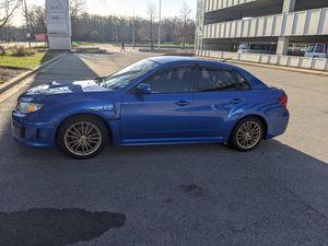 2012 Subaru WRX blue for Sale in Chicago, IL