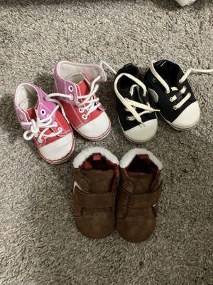 Size 2 crib shoes for Sale in Phoenix, AZ