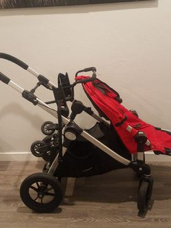 City Select Double Stroller With Accessories for Sale in Saratoga,  CA
