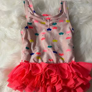 Toddler Tutu Swimsuit-18 Months for Sale in Normal, IL