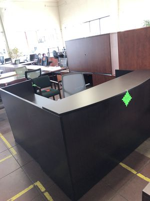 Reception Desk with Transactional Top - Office Furniture for Sale in Portland, OR