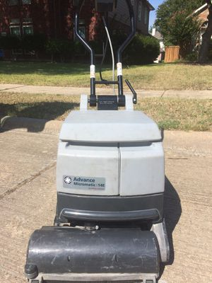 """Automatic Floor Scrubber/Vacuum 14"""" for Sale in Richardson, TX"""