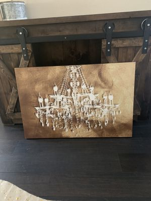 Chandelier painting for Sale in Dallas, TX