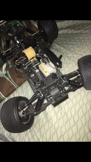 two gas rc cars trade for dirt bike for Sale in Columbia, MD