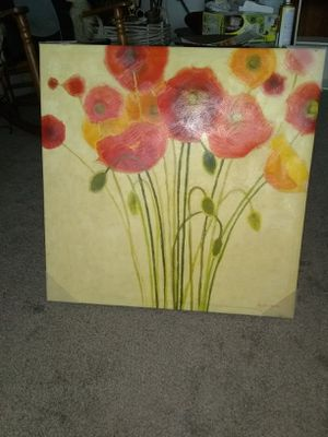 24x24 wall art retails for$60 for Sale in Alexandria, VA