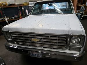 1975 Chevrolet c20 Auto 350 small block for Sale in Federal Way, WA