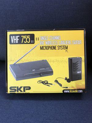 SKP- PRO AUDIO VHF-755 Wireless Guitar/Lavaliere System for Sale in Wellington, FL