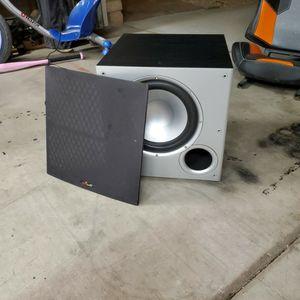 Polk Audio Powered Subwoofer for Sale in Glendale, AZ