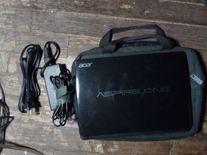 Acer Laptop and Bag for Sale in CORP CHRISTI, TX
