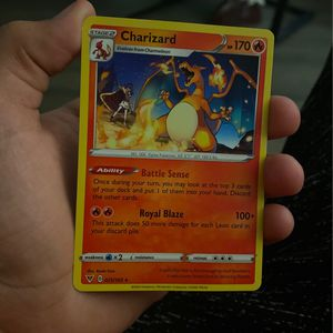 Regular Charizard pokemon card for Sale in Belle Isle, FL
