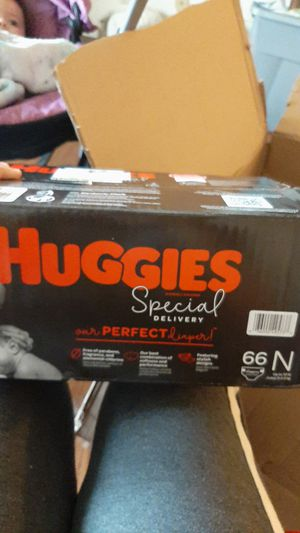 Huggies special delivery diapers for Sale in Akron, OH
