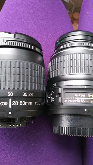 Nikon Camera Lenses for Sale in Port Orchard, WA