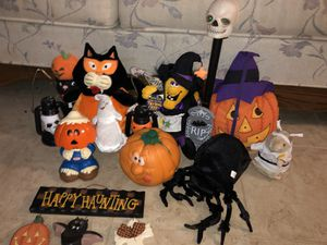 Cute Halloween Decorations for Sale in Palmdale, CA