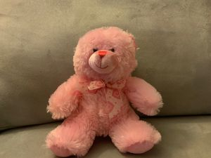 Pink teddy bear for Sale in Washington, DC