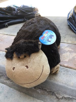 Monkey Pillow Pet Stuffed Animal for Sale in Lakewood, CA