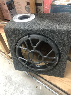 12in Sub Box for Sale in Brooklyn, NY