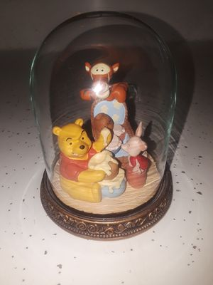 Disney Winnie the Pooh, Tigger, & Piglet figurine for Sale in Cuyahoga Falls, OH