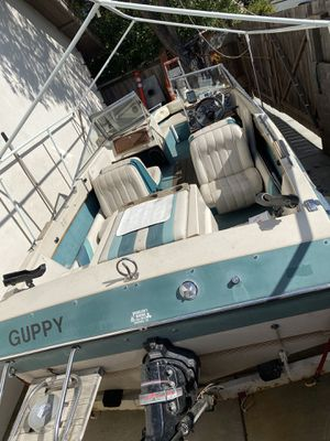 1989 Blue Water Blazer boat for Sale in Foster City, CA