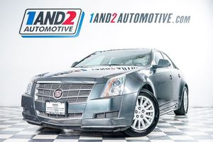 2010 Cadillac CTS Sedan for Sale in Dallas, TX