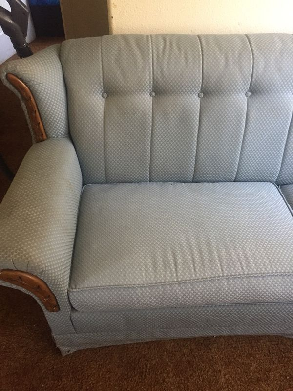 Free couch with pull out bed