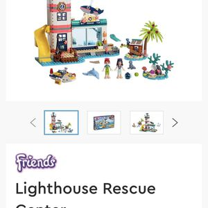 Lego friends Lighthouse Rescue Set for Sale in Sarasota, FL