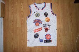 Supreme NBA Collab Jersey for Sale in Covina, CA