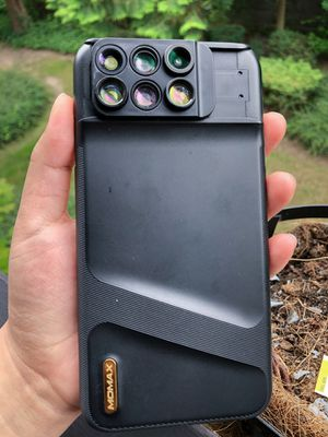 Lens Case for Apple iPhone Xs Max: 6 in 1 Dual Optics Lens Kit for Sale in Redmond, WA