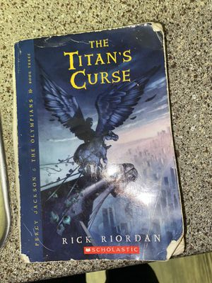 Titans curse book for Sale in San Antonio, TX
