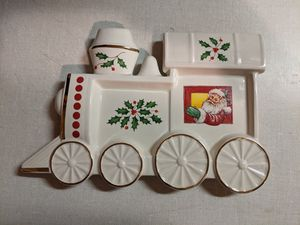 lenox holiday train: spoon rest or wall ornament for Sale in South Attleboro, MA