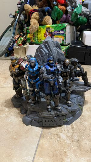 2010 Halo Reach Figure Stand Collectible Collectors Edition Statue for Sale in HOLLYWOOD, FL