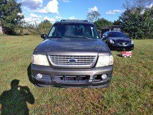 2001 Ford Explorer for Sale in Zolfo Springs, FL
