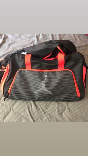 Jordan duffle bag. NEW for Sale in Cerritos, CA