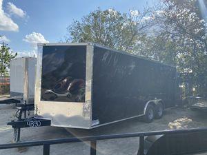 Traila cerrada 20x8 for Sale in Lewisville, TX