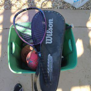 Wilson Tennis Racket for Sale in Escondido, CA