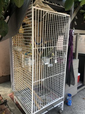 Burg cage only for Sale in Long Beach, CA