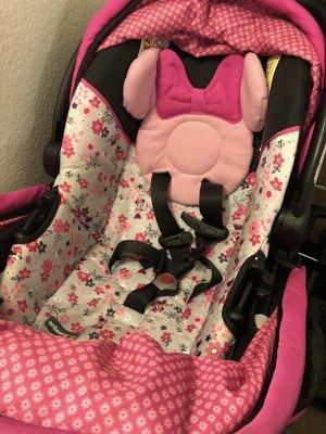 Minnie Mouse car seat and stroller set for Sale in Stonington, CT