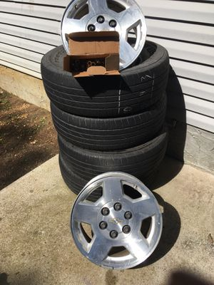 """17"""" Chevy factory rims for Sale in Smyrna, TN"""