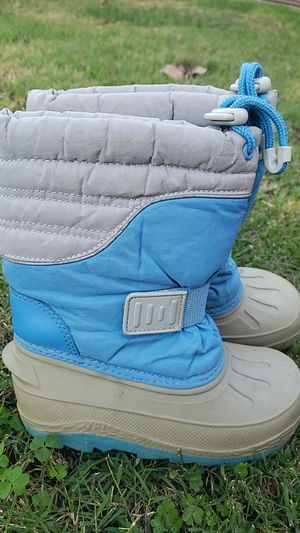 Snow boots size 13 kids for Sale in Downey, CA