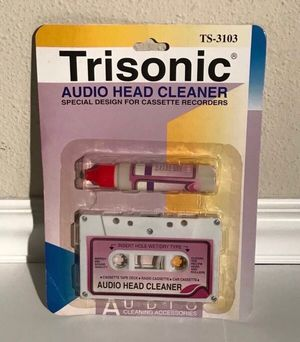 New Trisonic Audio Head Cleaner TS- 3103 for Sale in Port St. Lucie, FL