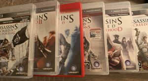 6 Assassins Crees Games Bundle for Sale in Fairfax, VA