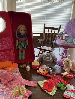 American Girl Doll And Accessories Lot for Sale in Denver,  CO