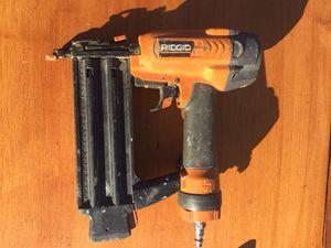 Rigid nail gun for Sale in Milwaukie, OR