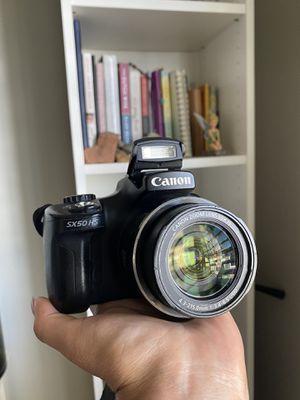 Canon Powershot SX50 HS for Sale in Chula Vista, CA