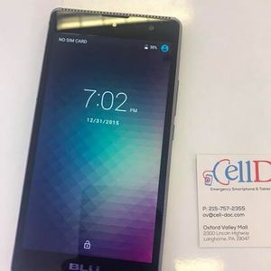 Blu Smartphone 5 for Sale in Philadelphia, PA