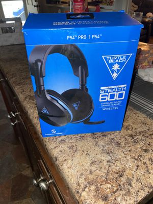 Turtle beach headsets new for Sale in New York, NY