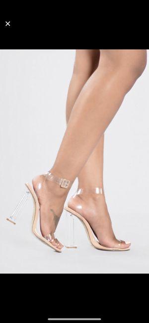 Clear heels for Sale in Atlanta, GA