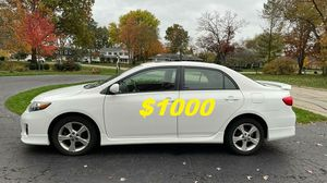 🍀I sell my family🍀2012 Toyota Corolla🍀 for Sale in Stockton, CA